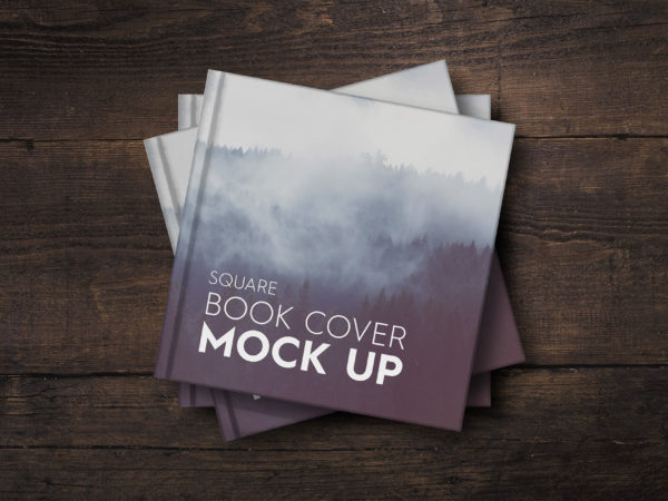 BOOK COVER MOCK UP